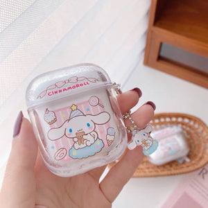 Cute Anime Airpods Case For Iphone PN3864