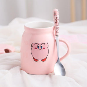 Kawaii Mug And Spoon PN2989