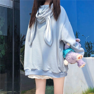 Cute Rabbit Coat PN3419