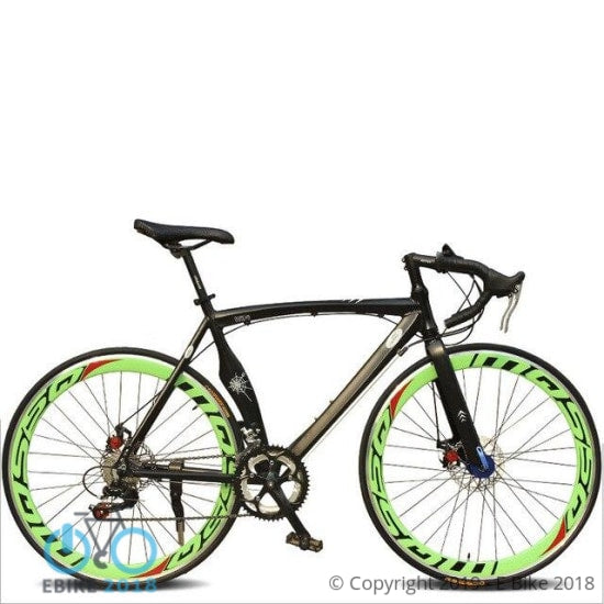 4323651878973 - City Bicycle Aluminum Alloy Muscle Frame 700Cc Wheel 14/18 - E Bike 2018
