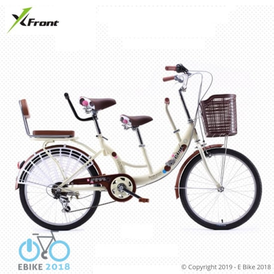 3961367560253 - 22 Inch 7 Speed  Lady Bicicleta Bicycle - E Bike 2018