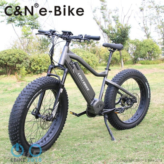 48v 1000W Bafang Ultra Mid Motor Snow Fat ebike Electric Mountain bike