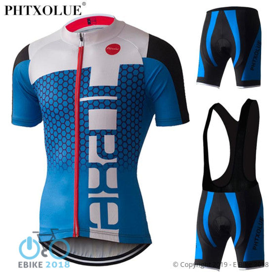 1809165025341 - Men Cycling Sets Mtb Jersey Mountain Bike Clothes - E Bike 2018