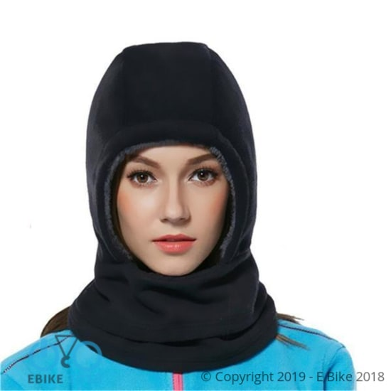 696800346173 - West Biking Winter Cycling Hat Motorcycle Balaclava Ski Bike Bicycle Full Face Mask Cap Fleece Scarf Hood Cover Cycling Hat - E Bike 2018