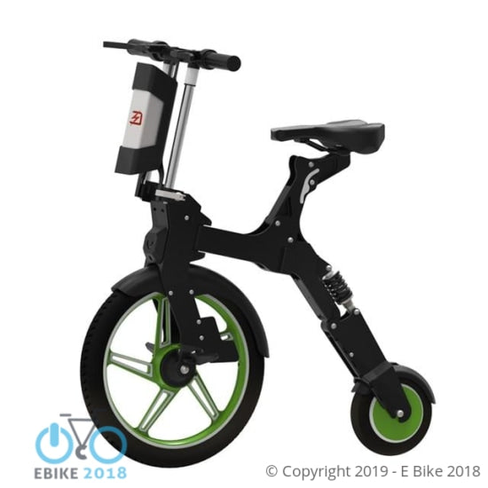 1812506738749 - High Quality Adult Electric Folding Bike With Usb Interface 36V Lithium Battery 250W - E Bike 2018