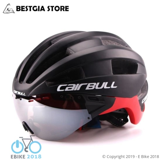 1809167810621 - Ultra-Light 235G Goggles Cycling Helmet Road Mountain Mtb Bicycle Helmet - E Bike 2018
