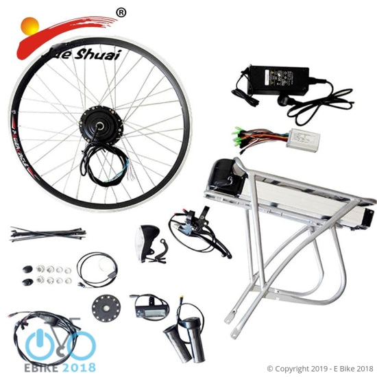 1612396724285 - 48V/36V Powerful Electric Bike E Bike Conversion Kit - E Bike 2018