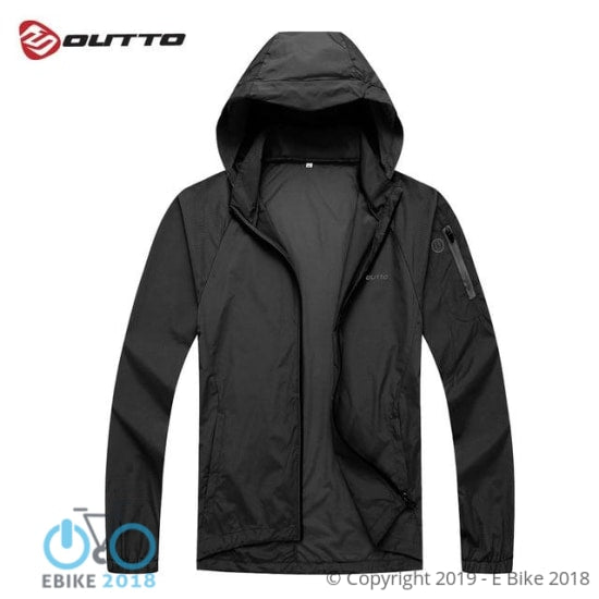 4167333281853 - Lightweight Raincoat Jersey  Bicycle Windbreaker - E Bike 2018