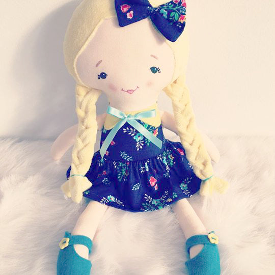 Heirloom Doll (Medium size) Custom Order