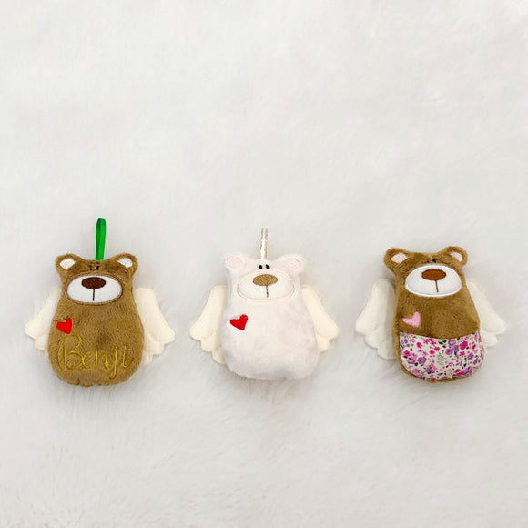 Christmas Bears (Angel Bears)