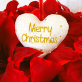 Christmas Heart Ornament/ Decoration