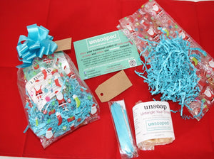 Gift Bag unsoap bar