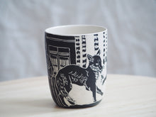Load image into Gallery viewer, Fox Spirit Cup / Small Vase