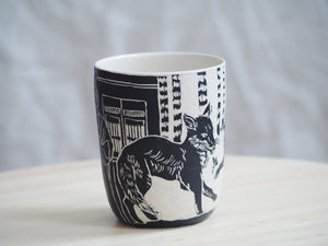Fox Spirit Cup / Small Vase