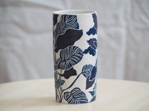 Tropical Boy Mini Vase