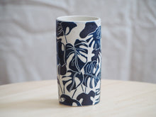 Load image into Gallery viewer, Tropical Girl Mini Vase