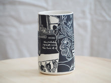 Load image into Gallery viewer, Tattoo Girl Mini Vase / Cup II