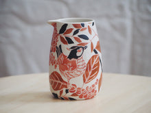 Load image into Gallery viewer, Flora & Fauna Bulbul Pitcher
