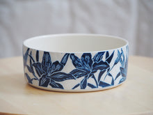 Load image into Gallery viewer, Indigo Lily Bowl II