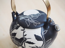 Load image into Gallery viewer, Flora & Fauna Teapot
