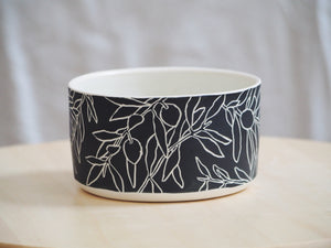 Black Olive Bowl II