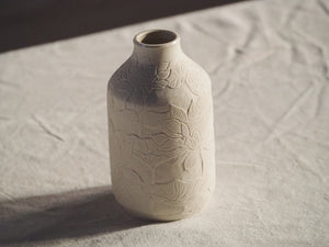 White Lotus Bottle