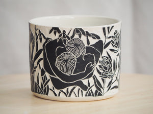 Love & Protea Planter