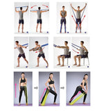 Elastique Exercise Yoga/Pilates/Fitness