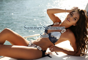Summer Swimwear Sale at Le'Bee Lingerie. Swimwear.
