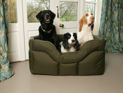 Country Dog Rectangular Heavy Duty Dog Bed Video