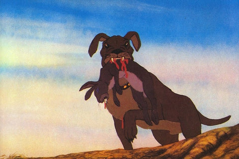 Watership down the dog
