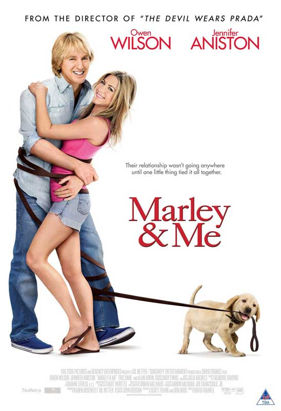 Marley and Me Lockdown Films