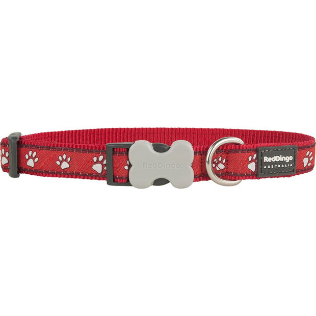 Red Dingo Desert Paw Collar