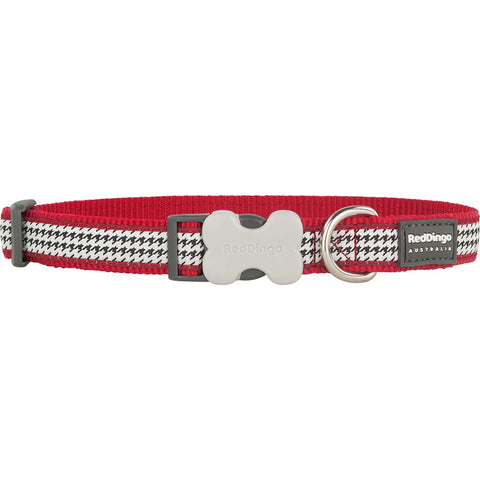 Red Dingo Fang-it Collar