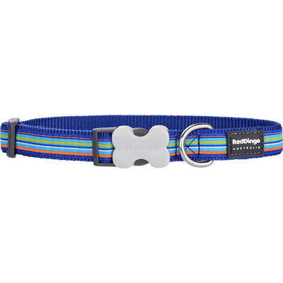 Red Dingo Striped Collar