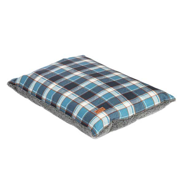 FatFace Fleece Check Deep Filled Duvet by  Dogs Dogs Dogs