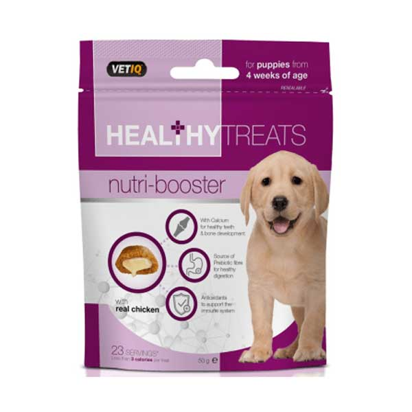 Mark + Chappell Nutri-Booster, Dog Food by Dogs Dogs Dogs