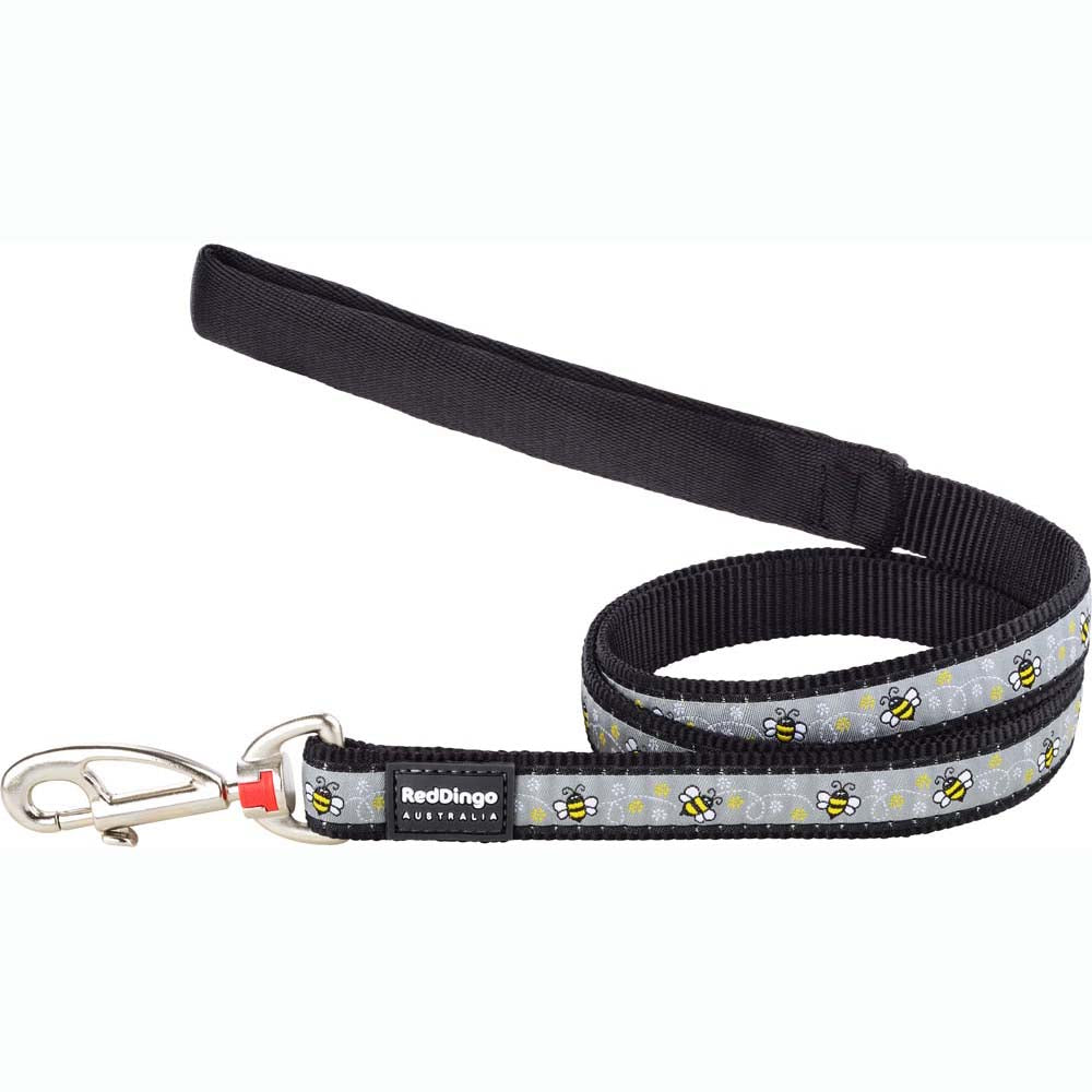 Red Dingo Bumblebee Dog Lead, Pet Leads by Dogs Dogs Dogs