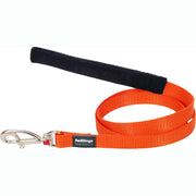 Red Dingo Dog Lead