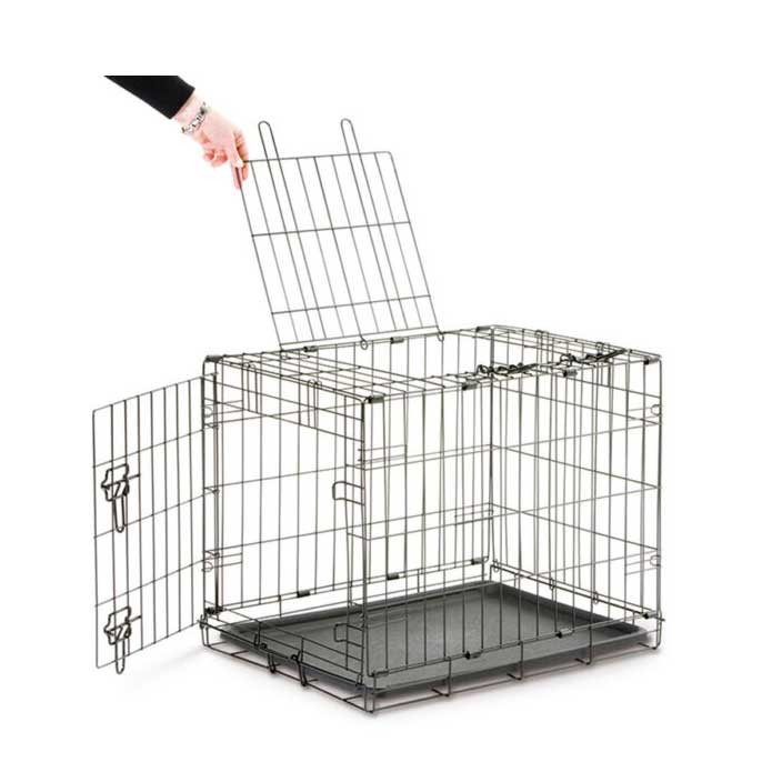 Savic Dog Cottage Crate, Pet Carrier & Crate Accessories by Dogs Dogs Dogs