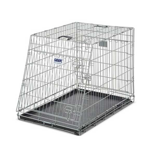 Savic Residence Car Crate, Pet Carriers & Crates by Dogs Dogs Dogs