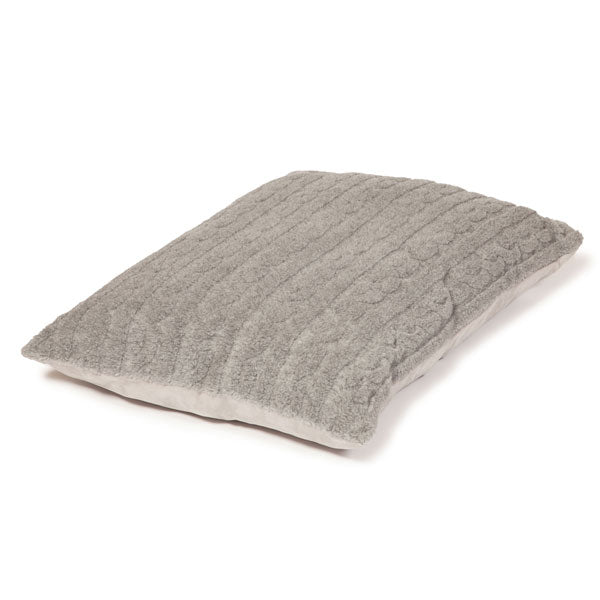 Danish Design Pewter Bobble Deep Duvet, Dog Beds by Dogs Dogs Dogs