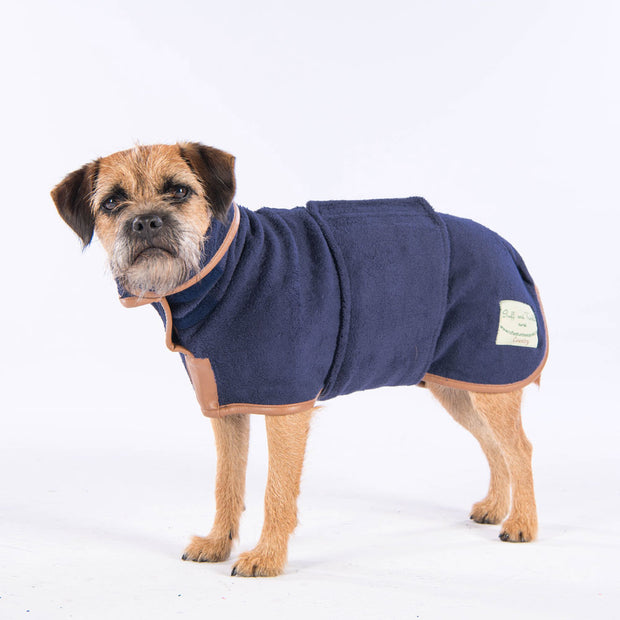 Ruff & Tumble Country Collection Drying Coat