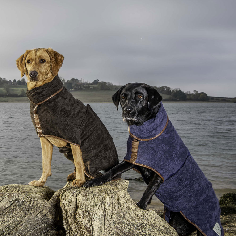 Ruff & Tumble Country Collection Drying Coat, Dog Supplies by Dogs Dogs Dogs