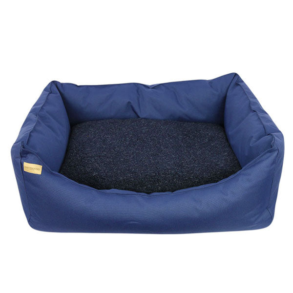 Earthbound Rectangular Waterproof Snuggle Bed by  Dogs Dogs Dogs