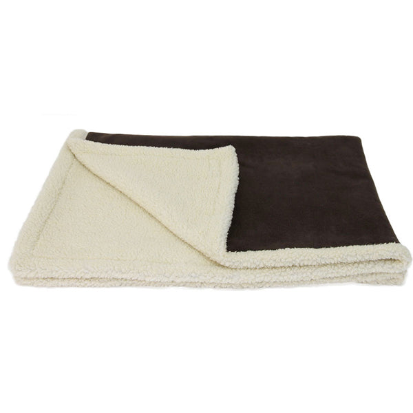 Earthbound Luxury Fleece Snuggle Throw / Blanket, Dog Beds by Dogs Dogs Dogs