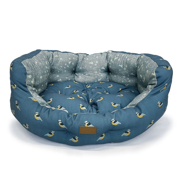 FatFace Flying Birds Deluxe Slumber Bed, Dog Supplies by Dogs Dogs Dogs