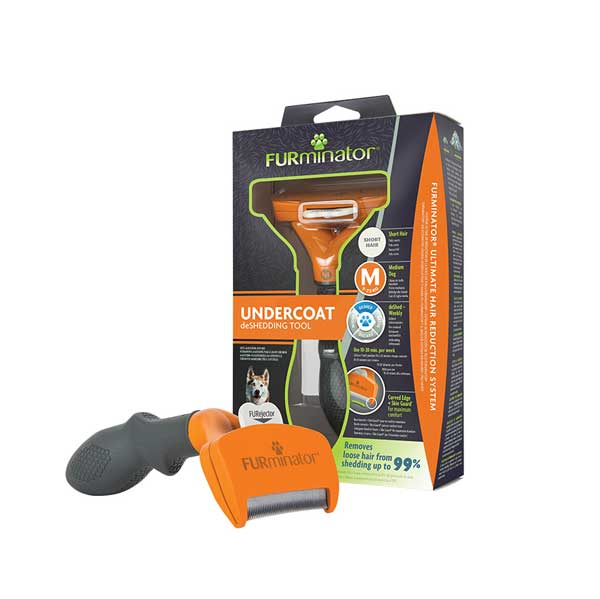 Furminator De-Shedding tool for Short-haired Dogs, Pet Combs & Brushes by Dogs Dogs Dogs