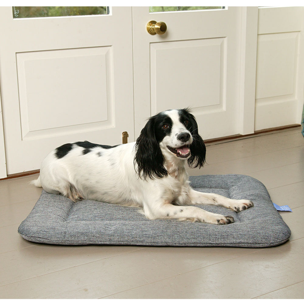 Pets & Leisure Premium Heavy Duty Basketweave Crate Pad by Dogs Dogs Dogs