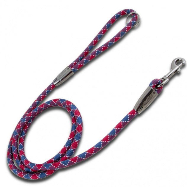 Hurtta Casual Rope Lead - Lingon / River, Pet Leads by Dogs Dogs Dogs